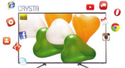 Videocon 42 inches VNW42FH58SAF LED Android Smart TV