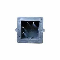 Square PVC Council Electrical Box, For Electric Fitting