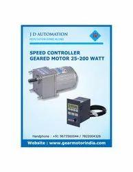 15W Speed Controller Motor