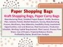 Paper Shopping Bags Project Report Consultancy