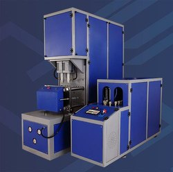 Blue Pet Bottle Making Machine