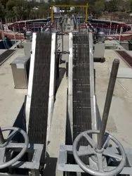 Mechanical Rotory Drum Bar Screens