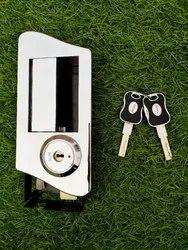 maruti lock Disco Alvin Locks Hyco, Chrome, Packaging Size: 1