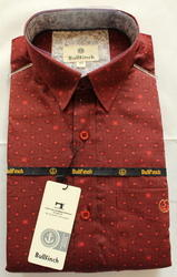 Men's Pure Cotton Printed Shirt