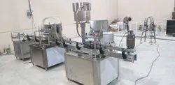 Ghee Filling & Sealing Machine