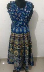Jaipuri Printed Midi Dress