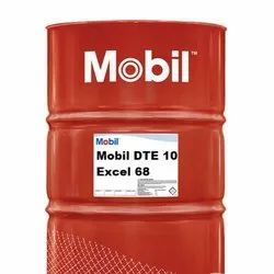 Anti-Wear MINERAL BASE OIL Mobil Dte 26 Hydraulic Oils, Max Force Or Load: 90-120 ton, Packaging Size: 20 - 210 LITER
