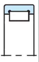 NBC RNU Design Single Row Cylindrical Roller Bearing