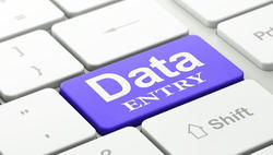 Online Data Entry Work Projects