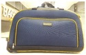 Polyester Bagdrive 20inch And 24inch Travelling Trolly Bag (navy Blue), Size/dimension: 20 & 24 Inch