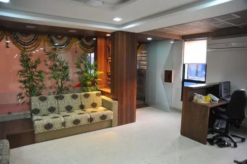 Turnkey Clinic Interior Designing Services