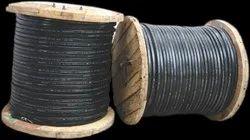 3 Core Flat Cable Aquaflox Polycab Submersible Cables