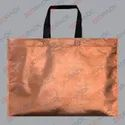 Glossy Non Woven Loop Handle Bags