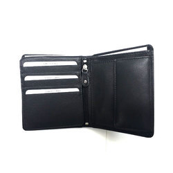 Bookfold Leather Wallet