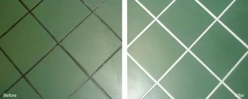 Grout Recoloring - Grout Recolouring Manufacturer from Hyderabad