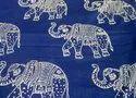 Block Printed Running Fabric Material In India