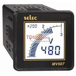 MV 507 Digital Voltmeter