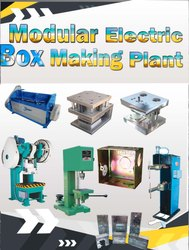 Modular Electric Box Making Plant
