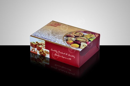 Paper Sweet Box, Features - Eco friendly