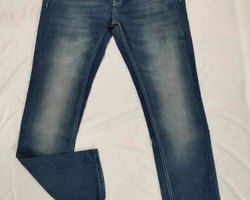 Casual Wear Denim 100% Original Current Showroom Articles Wrangler Jeans With Brand Bill