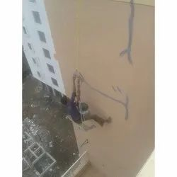 Residential Exterior Wall Crack Filling Service in Pan India
