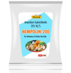 Nempolin-200 (Amprolium Hydrochloride 20% W/s For Veterinary Use Only)