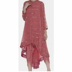 Embroidered Ladies Designer Dress