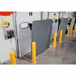 Vertical Dock Levelers
