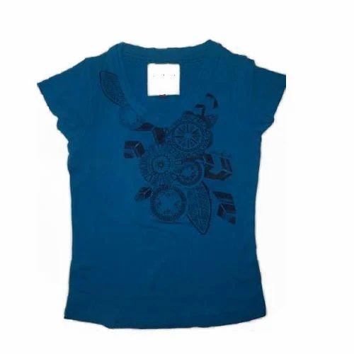e8fe48f91920c Cotton Casual Wear Kid Regular Top