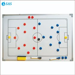 SAS Soccer Tactic Board (60x90 cms)