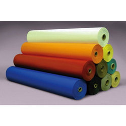 Colored PVC Sheet Roll
