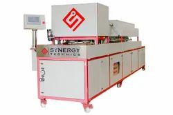 Hydraulic Khakhra Making Machine