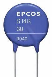 Epcos MOV - Metal Oxide Varistors
