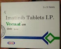 Imatinib 400 mg Tablets IP
