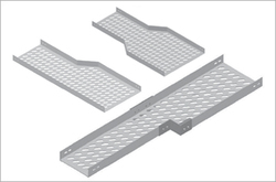Perforated Cable Trays Reducer