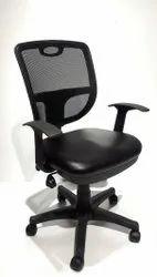 Office Workstation Mesh Chair Armrest / Armless