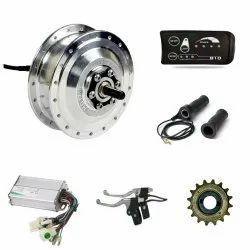 350w 36v Electric Bike Bicycle Front Hub Motor Diy Conversion Kit