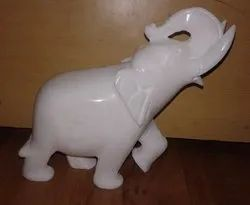 Only White Marble Elephant