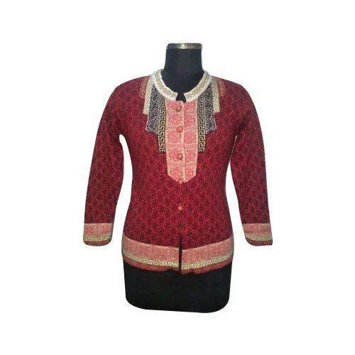 308e22798e6 Cotton Ladies Fancy Party Wear Cardigan