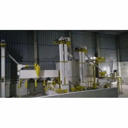 Mild Steel Samay Automatic Atta Chakki Plant