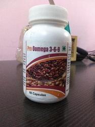 Omega 3 6 9 Capsule, 500mg
