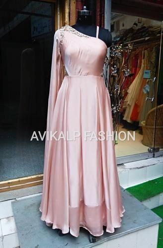 Party Wear Gown Designer In Delhi At Rs 4500 Piece Delhi Id