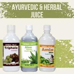 Ayurvedic & Herbal Juice