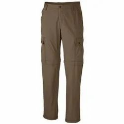 Regular Fit Worker Cargo Trouser For College