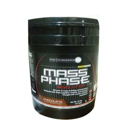 Mass Phase Revolution 776 Weight Gainer, Packaging Type: Bucket