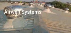 SS Turbo Roof Ventilator