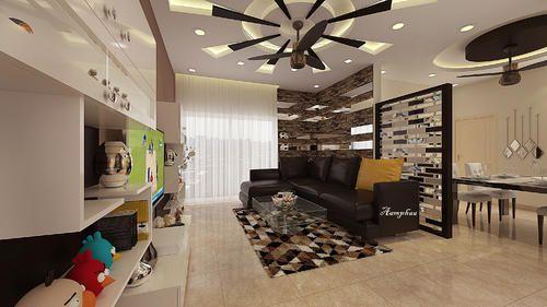 Plaster Of Paris Ceiling Modern Ceiling Design For Living