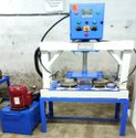Wastage Paper Plate Making Machine