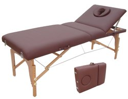 Portable 3 fold Massage Couch