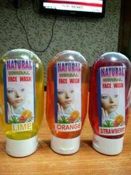 Natural Herbal Face Wash